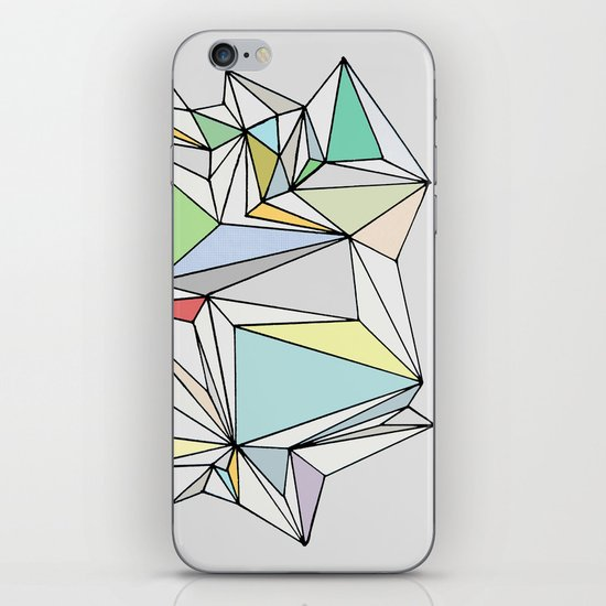 Simplicity 1 iPhone & iPod Skin