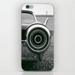 Classic T-bird taillight iPhone Skin