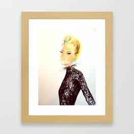 Christian Lacroix Top Framed Art Print