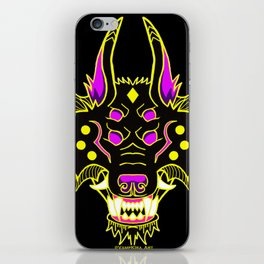 Wolf Spirit iPhone Skin