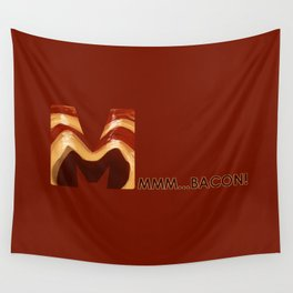 MMM...BACON! Wall Tapestry