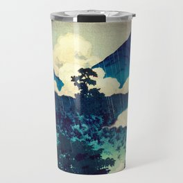 Under the Rain in Doyi Travel Mug