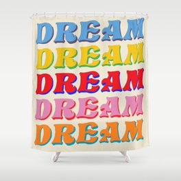Everly Dream Shower Curtain