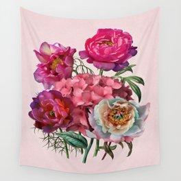 Flower garden V Wall Tapestry