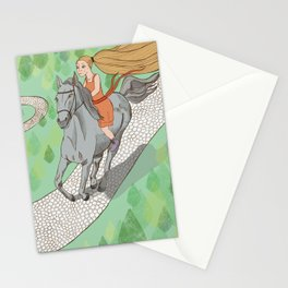 Beauty & The Beast Stationery Cards