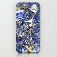 Clay Rings And Glass iPhone 6 Slim Case