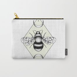 Bee Confident Carry-All Pouch