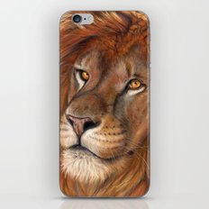 Lion- the King iPhone & iPod Skin