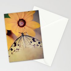 {Gentle Visitor} Stationery Cards