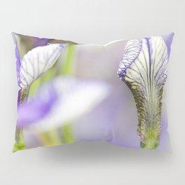 Flight of Butterflies Iris Pillow Sham
