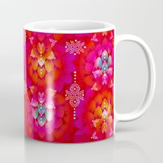Variations on A Feather IV - Stars Aligned (Firebird Edition) Coffee Mug
