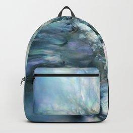 Sea Dog Abstract Backpack