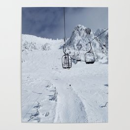 Mammoth Mountain: Chair 14 Poster