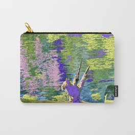 If Cats Could Fly Carry-All Pouch