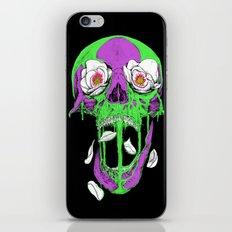 Swamp Skull Color iPhone & iPod Skin