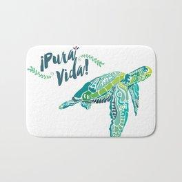 Costa Rica Turtle Bath Mat