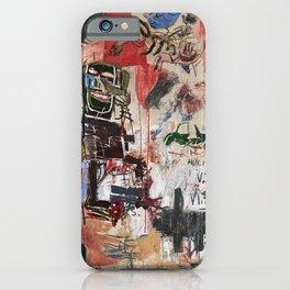 Crazy Crazy iPhone Case