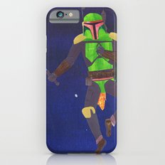 Boba Fett with a Lightsaber Collage Slim Case iPhone 6s