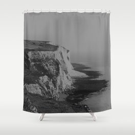 Cliffs of Dover Shower Curtain