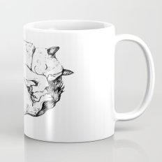 Sleepy Kitty Mug