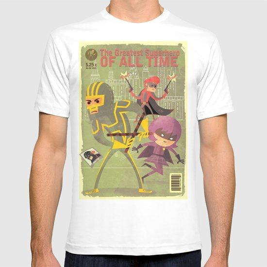 kick ass fan art 2 T-shirt