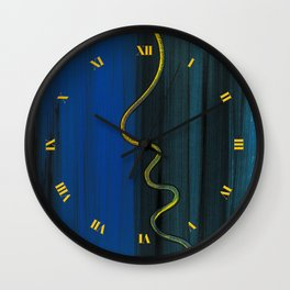 Character No6 Wall Clock
