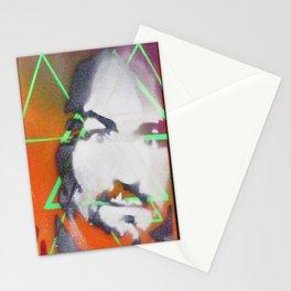 Charlie Manson Stationery Cards
