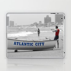 Atlantic City Memories Laptop & iPad Skin