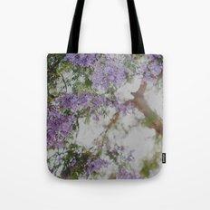 Purple Dream Tote Bag