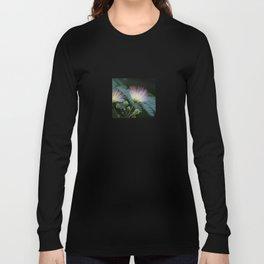 Mimosa Blossoms Long Sleeve T-shirt