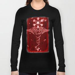 Caduceus - 033 Long Sleeve T-shirt