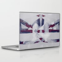 technology Laptop & iPad Skins featuring hating bad technology by joseph arruda (zeruch)