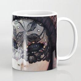 Italy Venice Mask 4 woman Coffee Mug