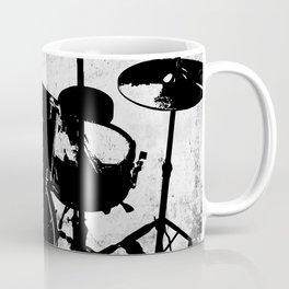 Rock 'n Roll Drums Coffee Mug