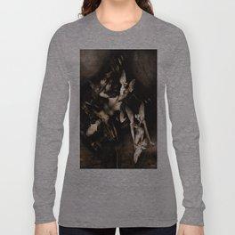 OZONE FISSION ,version 3 Long Sleeve T-shirt