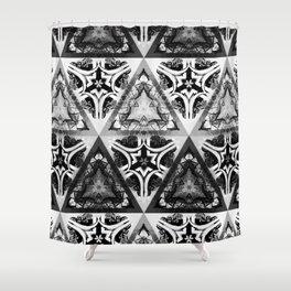 KALÒS EÎDOS XVII Shower Curtain