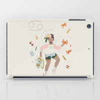 cancer iPad Cases featuring Cancer by LordofMasks