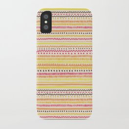 Summer Pattern iPhone Case