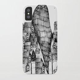 The Mountain Village Spirit… iPhone Case