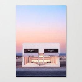 Marfa Canvas Print
