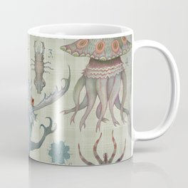Marine Curiosities II Coffee Mug