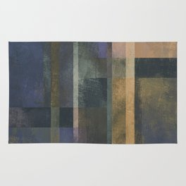 Abstract Geometry No. 19 Rug