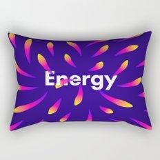 Energy Rectangular Pillow