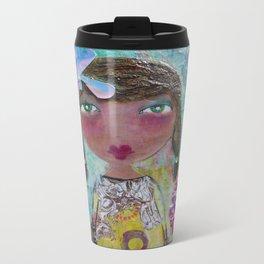 Phoebe & Poof - Whimsies of Light Children Series Travel Mug