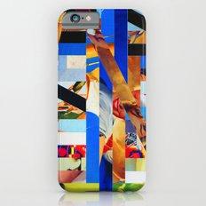 Brandon (stripes 1) Slim Case iPhone 6s