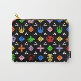 Takarazukushi Neon Motif Carry-All Pouch