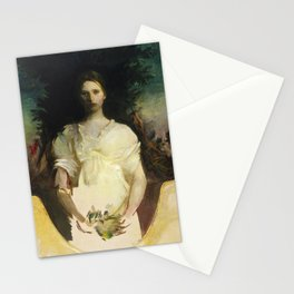 Abbott H. Thayer - My Children Stationery Cards