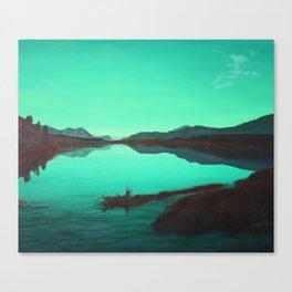 Beautiful British Columbia Canvas Print