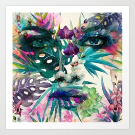 Another Woman Art Print