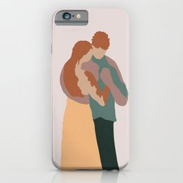 Lovers 2 iPhone Case